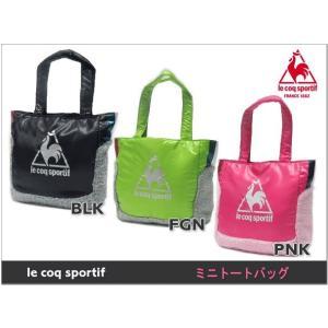 le coq sportif/ルコックスポルティフ ミニトートバッグ/QA-676513|sinsetsusou