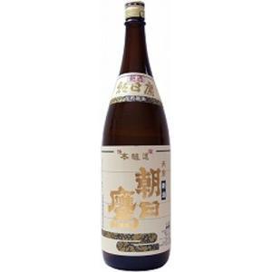 [お酒][日本酒 清酒][全国送料無料クール便]朝日鷹 特選 新酒 生貯蔵 1800ml|sintounakano