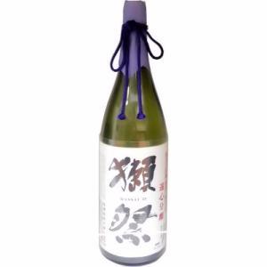 [お酒][日本酒 清酒][全国送料無料クール便]獺祭 純米大吟醸 二割三分 遠心分離 1800ml|sintounakano