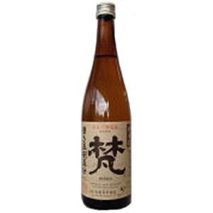 [お酒][日本酒 清酒][全国送料無料クール便]梵(ぼん) 純米<55> 720ml sintounakano