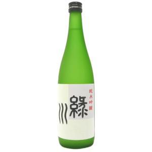 [お酒][日本酒 清酒][全国送料無料クール便]緑川 純米吟醸 720ml|sintounakano
