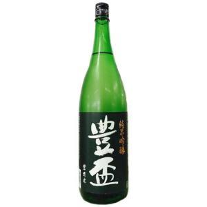 [お酒][日本酒 清酒][全国送料無料クール便]豊盃 純米吟醸 豊盃米 55 1800ml sintounakano