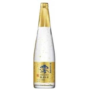 [お酒][日本酒 清酒][全国送料無料クール便]松竹梅 白壁蔵 澪 スパークリング ゴールド 750ml|sintounakano