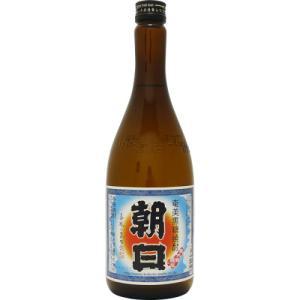 [お酒][黒糖焼酎]朝日酒造 黒糖焼酎 朝日 30度 720ml|sintounakano