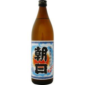 [お酒][黒糖焼酎]朝日酒造 黒糖焼酎 朝日 30度 900ml|sintounakano