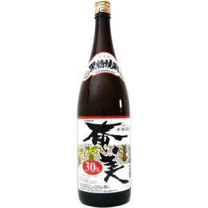 [お酒][黒糖焼酎]奄美 黒糖 30度 1800ml(奄美酒類)(鹿児島)|sintounakano