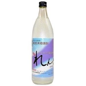 [お酒][黒糖焼酎]れんと  黒糖 25度 900ml(奄美大島開運)(鹿児島)|sintounakano