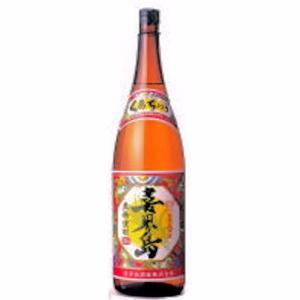 [お酒][黒糖焼酎]喜界島 黒糖 25度 1800ml(喜界島)(鹿児島)|sintounakano