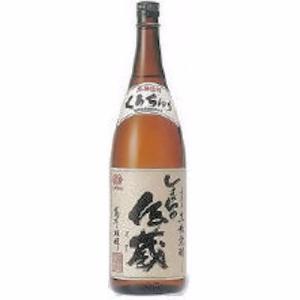 [お酒][黒糖焼酎]しまっちゅ伝蔵 黒糖 30度 1800ml(喜界島)(鹿児島)|sintounakano