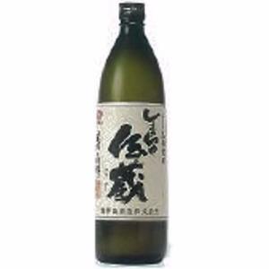 [お酒][黒糖焼酎]しまっちゅ伝蔵 黒糖 30度 900ml(喜界島)(鹿児島)|sintounakano