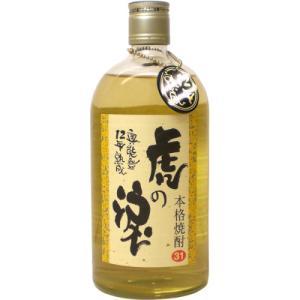 [お酒][その他焼酎][その他地区]虎の涙 12年 31度 720ml 箱なし(日本醗酵)(本州) sintounakano