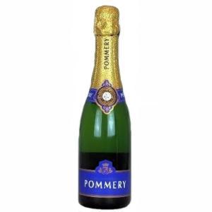 [お酒 果実酒 シャンパン]ポメリー ブリュット ロワイヤル  375ml 12度 正規|sintounakano