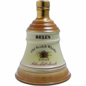[お酒][ウイスキー][スコッチ][ブレンデッド][全国送料無料]ベル デキャンタ オールドボトル 750ml(オールドボトル)|sintounakano