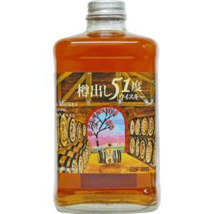 [お酒][ウイスキー]ニッカ 蔵出し 51度 500ml 仙台工場限定品|sintounakano
