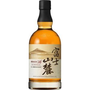 [お酒 ウイスキー]キリン 富士山麓 樽熟原酒 50度 700ml