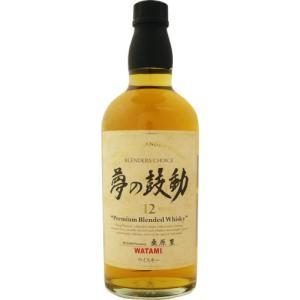 [お酒][ウイスキー][全国送料無料]サントリー ブレンダーズチョイス 夢の鼓動 12年 660ml|sintounakano
