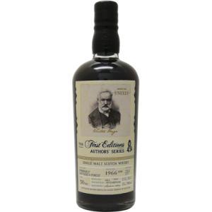 [お酒][ウイスキー][スコッチ][全国送料無料]エディション スピリッツ オーサーズ no.12 スペイサイド ファイネスト 1966 50年 700ml|sintounakano