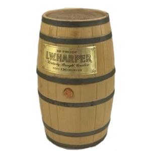 [お酒][ウイスキー][バーボン][バーボン]IWハーパー 樽型ボトル 750ml(オールドボトル)[全国送料無料]|sintounakano