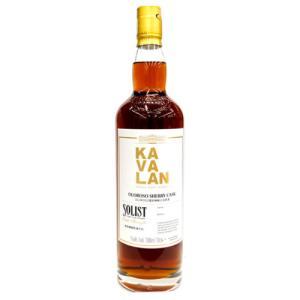[お酒][ウイスキー]カバラン ソリスト シェリーカスク 700ml 正規 箱入|sintounakano