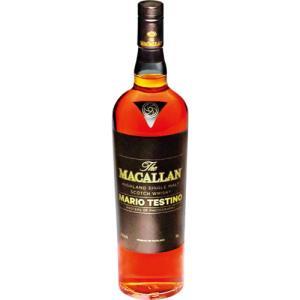 [お酒][ウイスキー][スコッチ][シングルモルト][スペイサイド][送料無料]マッカラン MOP マリオ テスティーノ エディション 700ml 正規|sintounakano