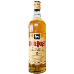 [お酒][ウイスキー][スコッチ][ブレンデッド]ホワイトホース 8年 ファインオールド 40度 700ml (オールドボトル)|sintounakano