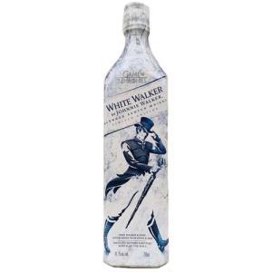 [お酒][ウイスキー][スコッチ]ジョニーウォーカー ホワイトウォーカー 41.7度 750ml 並行|sintounakano