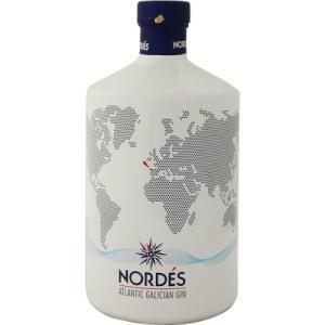 [お酒][ジン]ノルデス アトランティック ガリシアンジン 40度 700ml|sintounakano