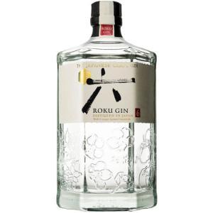 [お酒][ジン]サントリー ジャパニーズクラフトジン ROKU 47度 700ml|sintounakano