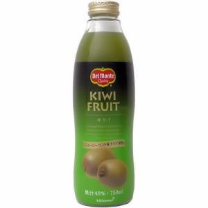 [飲料水]デルモンテ キウイ ジュース 40% 750ml|sintounakano