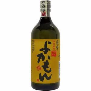 [お酒][芋焼酎][鹿児島][送料無料]芋焼酎 よかもん 黒麹仕込み 720ml  (岩川醸造) 限定品|sintounakano