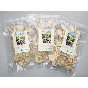 菊芋チップス 3袋(80g×3袋) 送料込|sirakabanouen