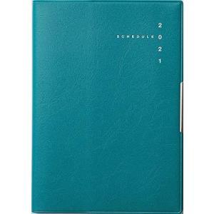 高橋 手帳 2021年 B6 ウィークリー フェルテ 9 ターコイズ No.239 (2020年 12月始まり) siromaryouhinn