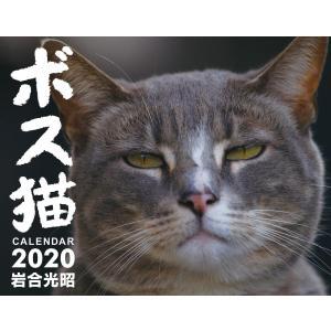 ボス猫カレンダー2020 ([カレンダー]) siromaryouhinn