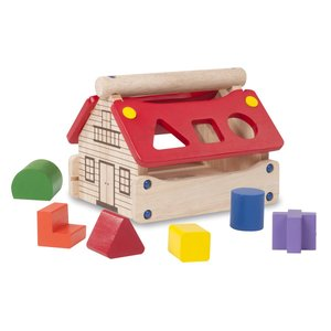 wonderworld  木製玩具 ニュー・ポスティング・ハウス TYWW1161|siromaryouhinn