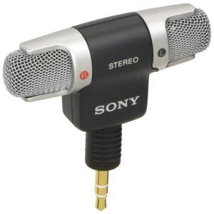 ソニー SONY コンデンサーマイク ステレオ/音楽収音用 ECM-DS70P|siromaryouhinn