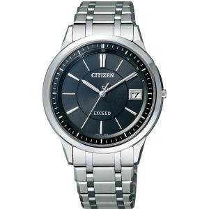 [シチズン]CITIZEN 腕時計 EXCEED エクシード Eco-Drive 電波時計 Perfex搭載 EBG74-5025 メンズ|siromaryouhinn