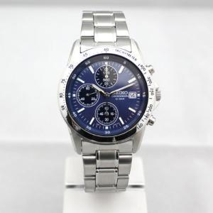SEIKO(セイコー) 腕時計 クロノグラフ SBTQ071 メンズ|siromaryouhinn