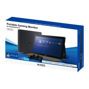 【SONYライセンス商品】Portable Gaming Monitor for PlayStation4【PS4対応】 siromaryouhinn