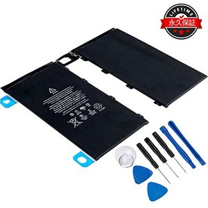 Top Repair バッテリー for iPad Pro 12.9 タブレットの電池 A1584 A1652 A1577 が適用される 互換バッテリー 交換用リチウム電池 リチウム電池 と工具セット siromaryouhinn