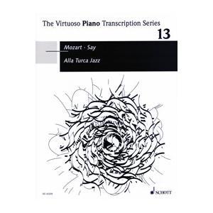 SW1126  モーツァルト ファジル・サイ トルコ行進曲ジャズ/(輸入 鍵盤楽器 /4582249675585)|sitemusicjapan