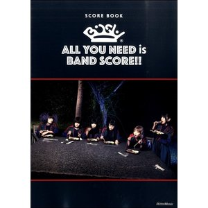 スコア・ブック BiSH/ALL You NEED is BAND SCORE!!(BS国内アーティスト別 /4958537114591)
