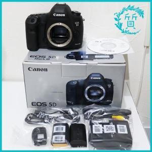 仕様)キヤノン EOS 5D Mark3 製造番号)EOS 5D Mark3 付属品)箱、EOS D...