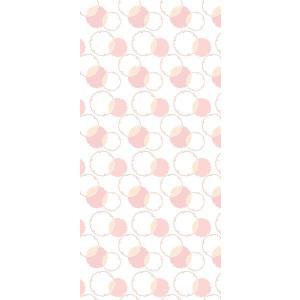 おしゃれなデザイン障子紙 みやび No.011(丸模様) (障子/しょうじ紙/カワイイ/和柄/柄/模様/モダン/オシャレ/張替)|siturai
