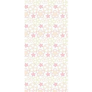 おしゃれなデザイン障子紙 みやび No.015(さくら) (障子/しょうじ紙/ふすま/和柄/カラー/柄/模様/モダン/オシャレ/張替)|siturai