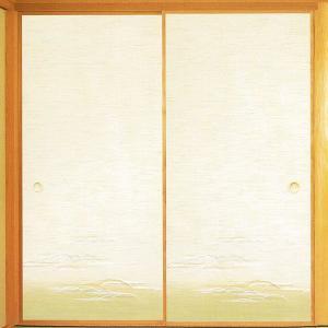 一般織物ふすま紙 No.805 1枚物 (襖紙/襖/ふすま/張替) siturai