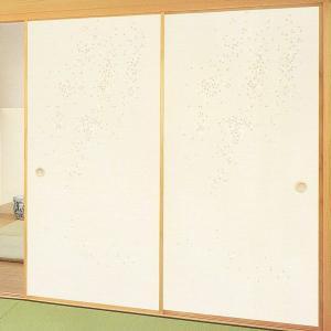 一般織物ふすま紙 No.825 1枚物 (襖紙/襖/ふすま/張替) siturai