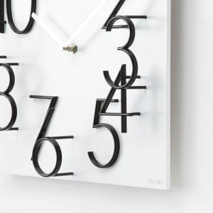 IDEA イデア/アラビックダンスウォールクロックLCW080(壁掛け時計) sixem-shop