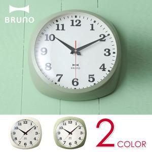 BRUNO(ブルーノ) メタルフレームクロック sixem-shop