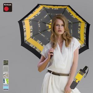 Knirps(クニルプス) T.200 折りたたみ傘(UVカット加工 自動開閉)|sixem-shop