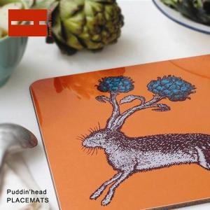 AVENIDA HOME(アヴェニダ・ホーム)Puddin'head Placemats(プディンヘッド プレイスマット)|sixem-shop